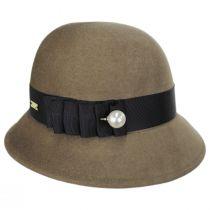 Cassat Wool LiteFelt Cloche Hat alternate view 25