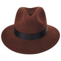 Sawyer Wool LiteFelt Fedora Hat alternate view 6