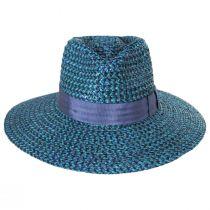 Joanna Wheat Straw Fedora Hat alternate view 2
