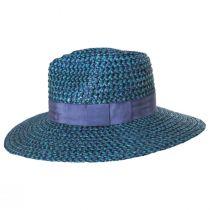 Joanna Wheat Straw Fedora Hat alternate view 3