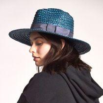 Joanna Wheat Straw Fedora Hat alternate view 5