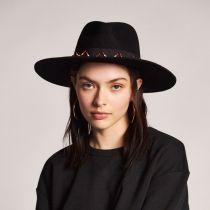 Tillman Wool Felt Fedora Hat in