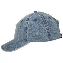 Larry Acid Flower Embroidered  Strapback Baseball Cap Dad Hat in