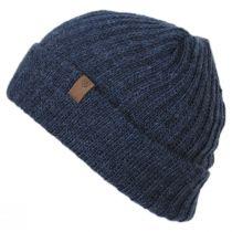 Valerie Mohair Blend Beanie Hat in
