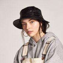 Mathews Genuine Leather Bucket Hat alternate view 5