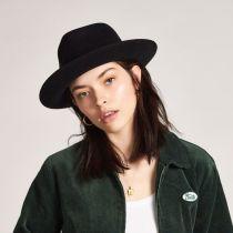 Swindle Wool Felt Fedora Hat in