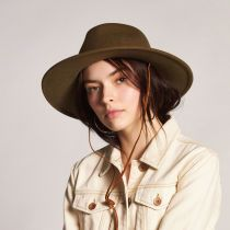 Tiller III Wool Felt Hat in