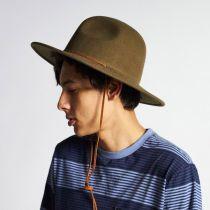 Tiller III Wool Felt Hat alternate view 23