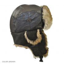 Lambskin Trapper Hat