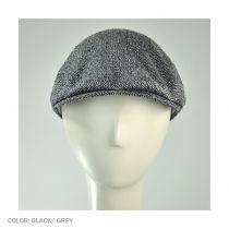 Silk Herringbone Ivy Cap