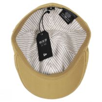 Corded Cotton Duckbill Cap in