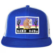 Dillo Dillo Snapback Trucker Baseball Cap alternate view 2