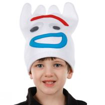 Toy Story Forky Knit Beanie Hat alternate view 2