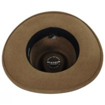 Bozeman Crushable Wool Felt Outback Hat alternate view 20