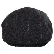Negroni Herringbone Plaid Wool Blend Ivy Cap alternate view 18