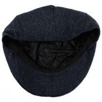 Filmore Herringbone Wool Blend Ivy Cap in