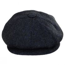 Collins Nailhead Wool Blend Newsboy Cap alternate view 6