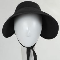 Victorian Felt Bonnet Hat alternate view 2
