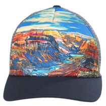 Grand Canyon Trucker Snapback Baseball Cap alternate view 2