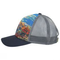 Grand Canyon Trucker Snapback Baseball Cap alternate view 3