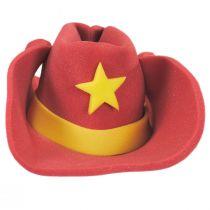 30 Gallon Foam Cowboy Hat alternate view 7