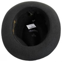 Traveller Rollable Fur Felt Fedora Hat alternate view 4