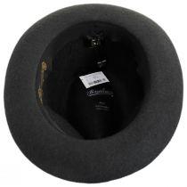 Traveller Rollable Fur Felt Fedora Hat alternate view 12