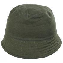 Jalen Cotton Reversible Bucket Hat alternate view 2