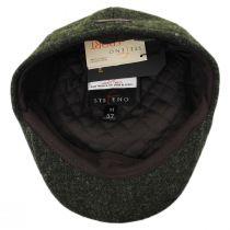 Boris Harris Tweed Wool Ascot Cap alternate view 12