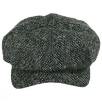 Magee Tic Weave Lambswool Newsboy Cap alternate view 12