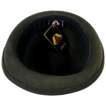 Alpine Wool Felt Fedora Hat alternate view 4