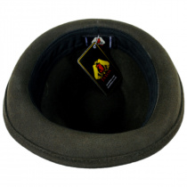 Alpine Wool Felt Fedora Hat alternate view 8