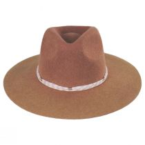 Country Boy Wool Felt Crossover Hat alternate view 2