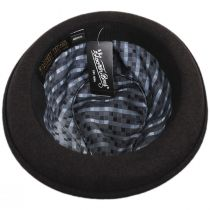 Good Boy Wool Felt Fedora Hat alternate view 4