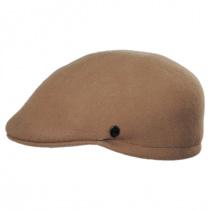 Wool Ascot Cap in