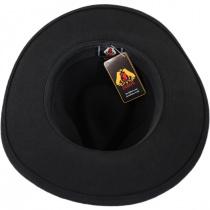 Ford Crushable Wool Felt Fedora Hat in