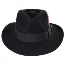 Ford Crushable Wool Felt Fedora Hat alternate view 15