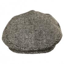 Marl Tweed Wool Blend Ivy Cap alternate view 6