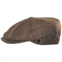 Gotham Wool Blend Newsboy Cap in