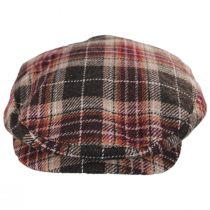 Hooligan Plaid Wool Blend Ivy Cap alternate view 2