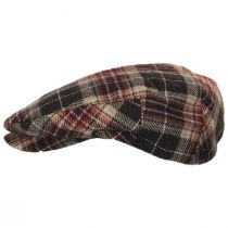 Hooligan Plaid Wool Blend Ivy Cap alternate view 3