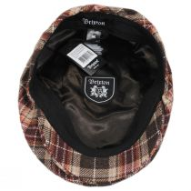 Hooligan Plaid Wool Blend Ivy Cap alternate view 4