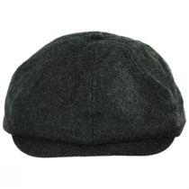 Brood Adjustable Wool Blend Newsboy Cap alternate view 2