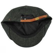 Brood Adjustable Wool Blend Newsboy Cap alternate view 4