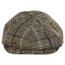 Brood Plaid Newsboy Cap alternate view 2