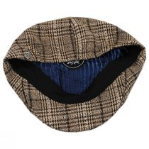 Brood Plaid Newsboy Cap alternate view 4