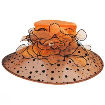 Peppered Boater Hat alternate view 2