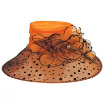 Peppered Boater Hat alternate view 3