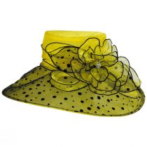 Peppered Boater Hat alternate view 7