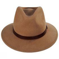 Messer Wool Felt Fedora Hat in